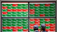 Stocks cheered by Trump trade talk; sterling plagued by politics