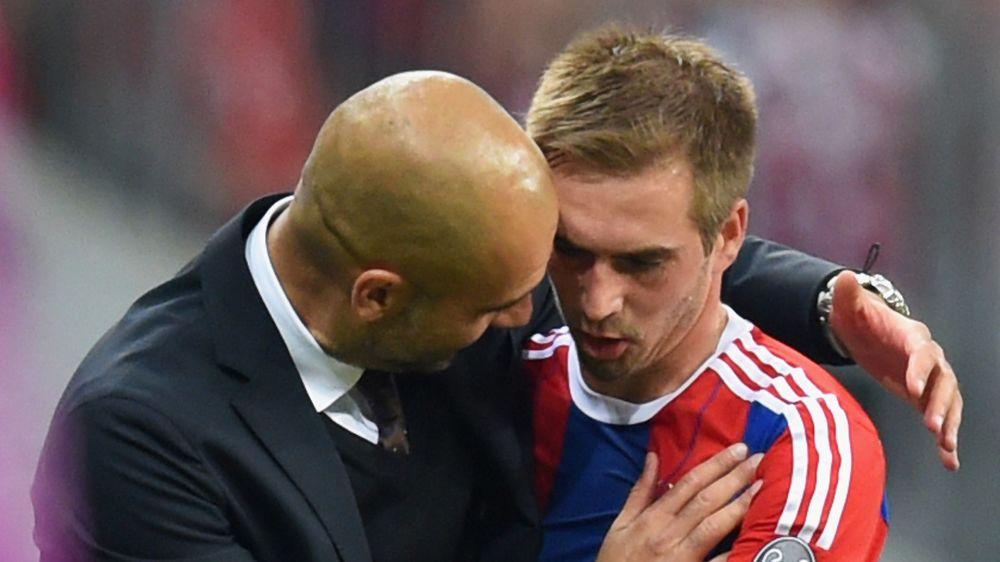 """Lahm sobre el 0-4 ante el Madrid: """"Guardiola dejó a los jugadores elegir la táctica"""""""