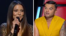 The Voice contestant shocks judges with rant following elimination