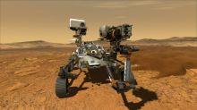 Foguete da Nasa com robô explorador enviado a Marte tem problemas técnicos