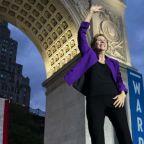 Elizabeth Warren calls Donald Trump 'corruption in the flesh' to rally crowd of 20,000
