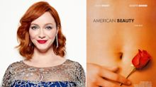 Christina Hendricks reveals her shocking connection to American Beauty