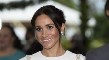 Pregnant Meghan Markle told to 'take care' by concerned doctor on royal tour