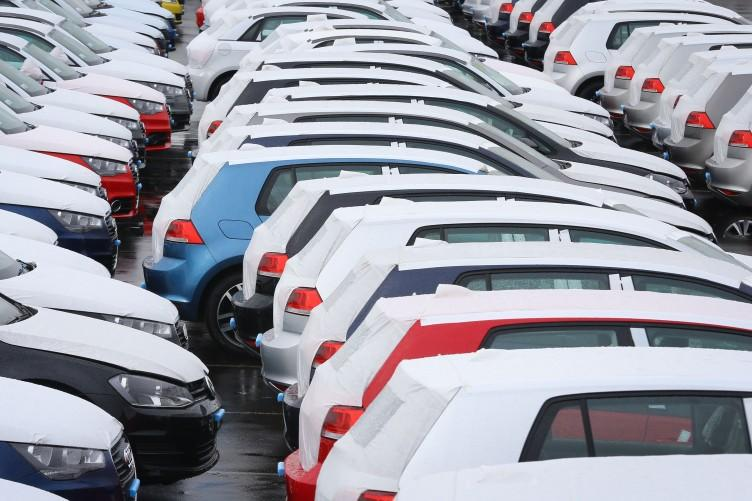 Here's how many cars have been sold so far this year…