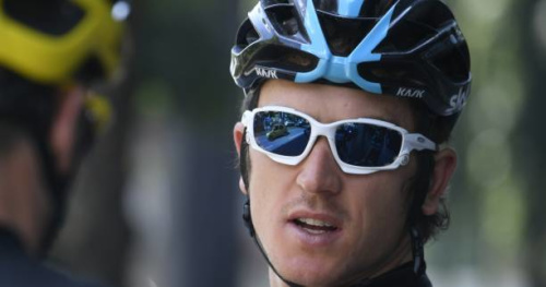 Cyclisme - Giro - Le Team Sky avec Thomas et Landa, sans Viviani