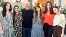 Bruce Willis Supports Ex-Wife Demi Moore at Her Memoir Launch — and Brings His Current Wife