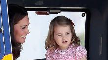 Princess Charlotte may make history when the new royal baby is born