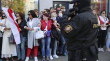 Mehr als 300 Festnahmen bei Frauen-Protest gegen Lukaschenko