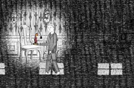 Neverending Nightmares lands on Kickstarter, joins Ouya funding program