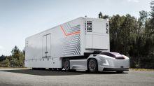 Meet Vera, Volvo's Electric, Self-Driving Tractor