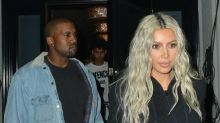 Hollywood bosses 'in bidding war over Kim and Kanye movie'