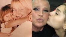 12 momentos em que a Xuxa foi mãe coruja no Instagram da Sasha