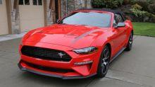 Ford recalls 2020 Mustangs because brake pedal might break