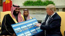 Iran, Yemen in focus as Trump and Saudi prince meet at White House