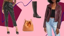 Leather Looks To Get For Less During The Nordstrom Winter Sale