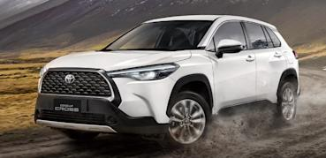 2021年2月臺灣汽車市場銷售報告:受農曆年影響銷售大減 Toyota Corolla Cross表現依舊搶眼