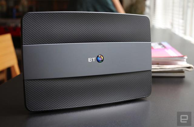 BT's Smart Hub router promises stronger, more reliable WiFi