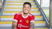 Manchester United oficializa a chegada de Jadon Sancho