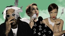 Who Cares Whether a Celebrity Smokes Marijuana? Not Many, Says New Yahoo News/Marist Poll