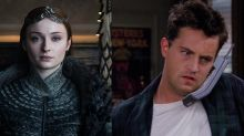 Sophie Turner confiesa que intentó seducir a uno de los protagonistas de Friends
