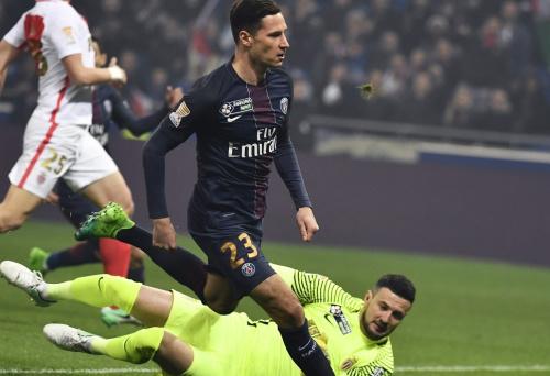 """Draxler est """"impressionné"""" par Monaco (mais pense que le PSG est toujours meilleur)"""