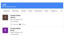 Google's New Job Search Tool Will Probably Change Your Life