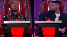 New 'Voice' coach John Legend is in search of his 'VEGOT' on Season 16 premiere