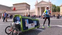 Anticipation mounts ahead of the Vatican's double canonization