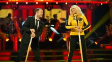 Kevin Clifton suffers his earliest ever 'Strictly' exit as Anneka Rice is second celebrity to be voted out