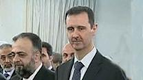 Syrian president seeking asylum deal?