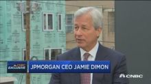 Watch CNBC's full interview with JP Morgan's Jamie Dimon