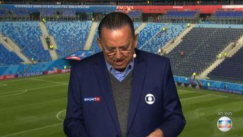 Juninho Pernambucano detona Galvão por postura em relação a Neymar