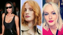 Some of the best celebrity hair transformations