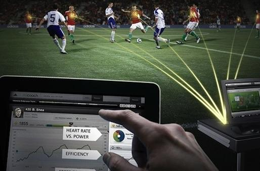 Adidas debuting miCoach tracking technology in this year's MLS All-Star Game (video)
