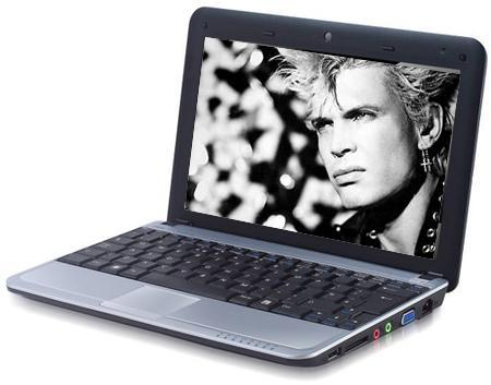 MSI U115 Hybrid SSD / HDD netbook unleashed upon the world, could be awesome