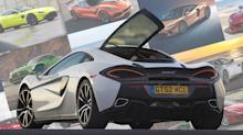 10 supercars with boot space to spare