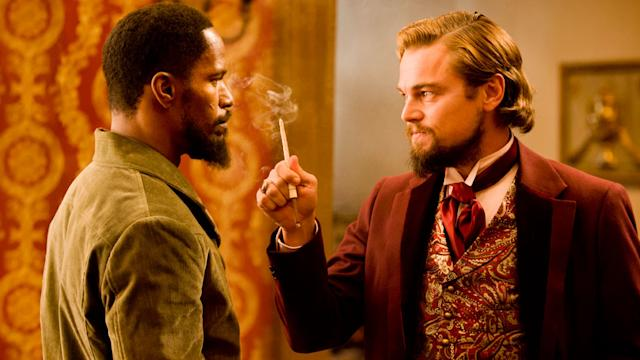 'Django Unchained' Clip: Curious