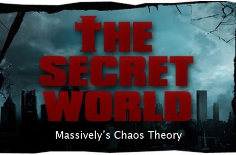 Chaos Theory: The Secret World's Transylvania transition