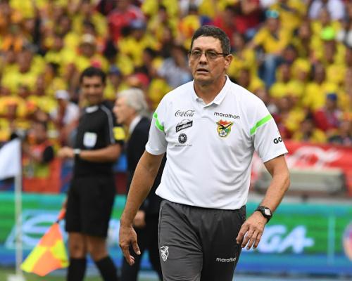Bolivia llama a 24 para jugar contra Curazao