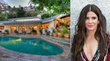 Sandra Bullock's West Hollywood Home Near Chateau Marmont Is As Dreamy As You'd Imagine