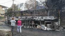 Incendios forestales en España y Portugal dejan 39 muertos