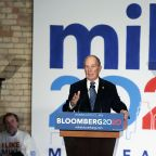 Bloomberg vows steadfast commitment to US aid for Israel