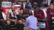 Chicago Bulls' Derrick Rose out indefinitely
