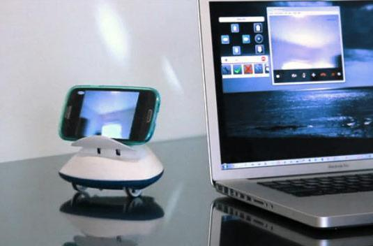 Insert Coin: Botiful telepresence robot for Android (video)
