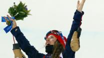 Bowman Wins Halfpipe Gold in Sochi