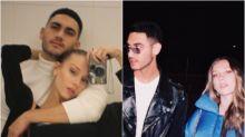 Alejandro Speitzer celebra el cumpleaños de Ester Expósito con varias fotos y un mensaje muy romántico