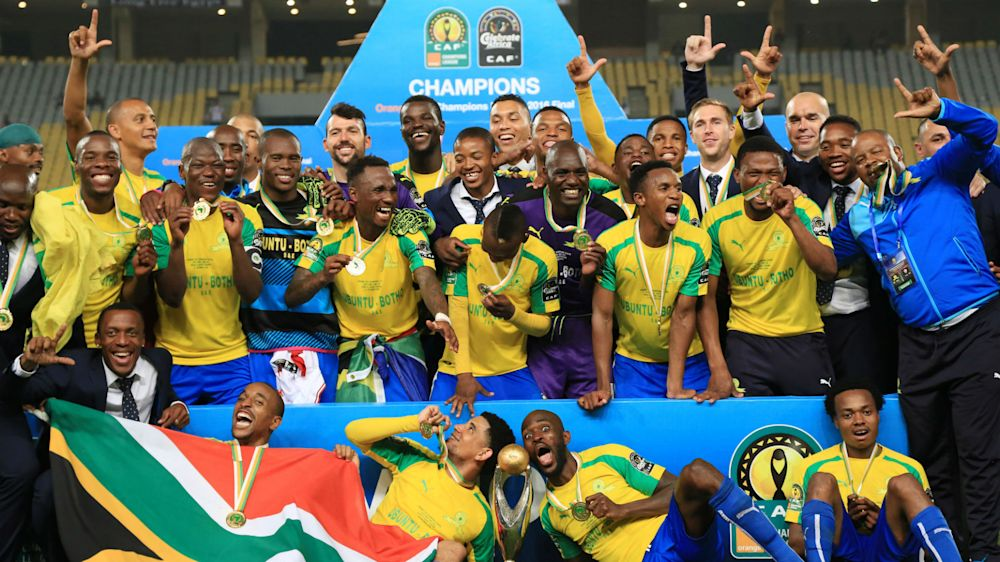 Mamelodi Sundowns' heroics can inspire South Africa - Keagan Dolly