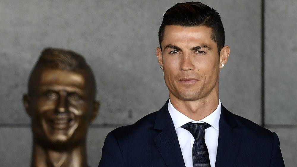 Ronaldo-Künstler Emanuel Santos: Das sagte CR7 zu mir