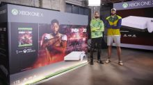 Xbox Announces Special Edition Xbox One X NBA® 2K20 Console Bundle Featuring Basketball Superstar Anthony Davis