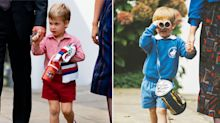 Royal photographer confesses best shot of Prince William was 'luck' as he offers tips on back-to-school pictures